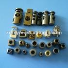 Metal cord lock,elastic cord lock, stopper