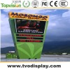 Large Outdoor LED Advertising RGB Screen