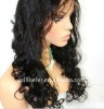 Natural and fashionable high quality Malaysian virgin hair lace wigs