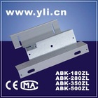 The ZL Bracket is for Inward Door (180kg)