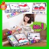 Hot!!! 3pieces/Set Multi-Function Foldable Non-Woven Storage Boxes with Sunflowers for Bra,Socks,Briefs,Scarf