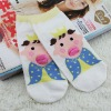 GJ-021 2011 fashional charming animal face sock with various novel designs available