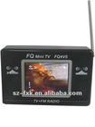 FQ Mini TV,Portable TV With 2.4 INCH Display