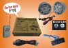MP3 motorcycle/ alarm system