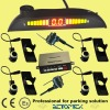 LED display parking assist backup sensor, original fitted (BE-750C-OEM-A)