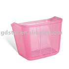 31*22.5*24cm fashion plastic bicycle basket