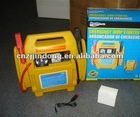 3-in-1 Jumpstart/Air Compressor/Worklight, Made of ABS and PP Housing
