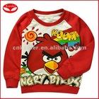 2012 latest fashion childrens clothing,sweatshirt whithout hood
