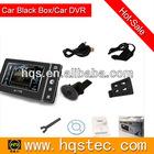 4.3'' driver recorder hd car dvr camera with gps logger & car DVR Combo