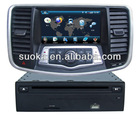 Car Touch TFT-LCD DVD Player with GPS BT IPOD