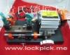 Hot-sale product Big Power Bevel Table Key Cutting Mahine /081032
