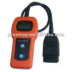 U480 CAN OBDII/EOBDII car code scanner