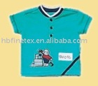 Supply OEM baby T-shirt 059 baby clothes