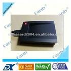 usb emv smart card reader for 125KHz card and keyfobs