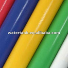 pvc tarpaulin material can make water tank/floating boat