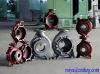 vacuum pump casings