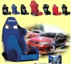 Blue Cuga Bride Lowmax Carbon Fiber Car Seat
