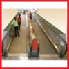 11 Degrees Moving Walkway