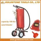 100lbs sand blasting machine,sand blasting,sand blasting equipment