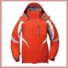 men's red jackets in antumn