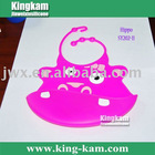 2011 fashionable bibs for baby with Hippo design