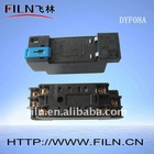 DYF08A relay socket general purpose sealed fast delivery