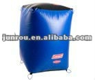 inflatable brick bunker for paintball games K8040