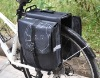 Electric bicycle rack bag.