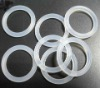 FDA Transparent Silicone Rubber O Ring for Food Machine and Dish Washing Machine