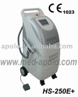 beauty equipment(HS-250E+) (CE certificate, ISO 13485,Factory registered in FDA)