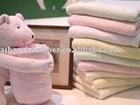 Bamboo Fiber Blanket set