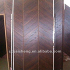 wall board - laminate floor - wall board- 12mm
