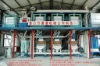 Low electricity consumption corn germ Line