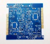 single layer printed circuit board