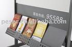 literature rack stand