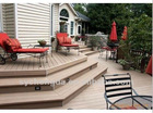 outdoor wpc decking, wpc floor