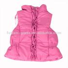 Kids Cute Pink Vest Clothes 2012 (FT-12090)