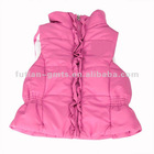 Kids Cute Pink Vest Clothes 2012 (FT-12090)
