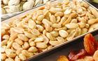 roasted and salted peanut