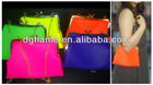 Silicone OEM Bags/Silica gel X-large Women Bags