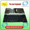 Hot sale laptop keyboard For acer TM260 TM261 TM2600