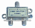 Best price for tv plug 2-way splitter