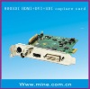 PCI-E 1CH HDMI+DVI-D+SDI capture card suppport Eduis 6.0