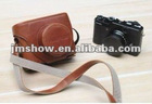Leather Camera case for Fujifilm FUJI Finepix X10