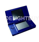 For DSL NDS Lite NDSL Game Console A Grade Refurbishment Deep Blue