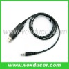 Two way radio accessories USB Programming Cable for Yaesu Vertex walkie talkie VX-410 VX-131 VX-150