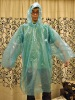 disposable raincoat,pe poncho,rain wear