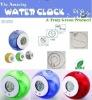 SK 3002 desk water powered digital clock