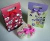 Paper gift bag gift box