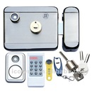 Jiean Electronic rim door lock /wireless remote contro locks with iButton key-TM1990a
